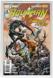 AQUAMAN (2011 DC) #3