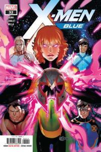 X-Men: Blue #32, NM (Stock photo)