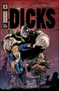 Dicks (2nd Series) #3 VF/NM; Avatar   save on shipping - details inside