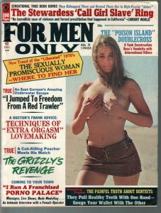 For Men Only 12/1971-Atlas-format change to ZGirlie Mag-Bruce Minney-FN-