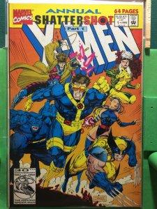 X-Men Annual #1 Shattershot part 1
