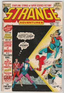 Strange Adventures #235 (Apr-72) NM- High-Grade Adam Strange, Alana