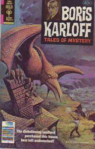 Boris Karloff Tales of Mystery #94 (Sep-79) VF+ High-Grade Boris Karloff