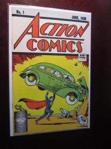 Action Comics (1938 DC) #1 - Direct Reprint - 1998