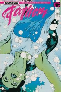FATHOM (1987 C) 1-3 ELEMENTALS complete! Jill Thompson