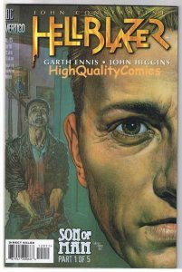 HELLBLAZER 129, NM+, John Constantine, Vertigo, Garth Ennis, 1988, more in store