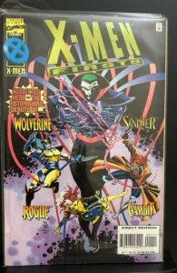 X-Men Firsts #1 (1996)