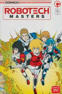 Robotech Masters #1 VF/NM; COMICO | save on shipping - details inside