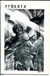 Erbania #16 1965-Peter Ogden-Edgar Rice Burroughs-Tarzan-fanzine-FN