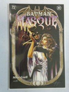 Batman Masque #1 Elseworlds 6.0 FN (1997)