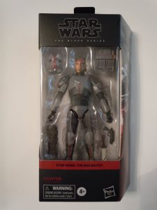 Star Wars Black Series- The Bad Batch Hunter 6-inch Scale Action Figure