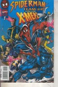 Spiderman Team Up numero 4: Los Vengadores: las redes del tiempo