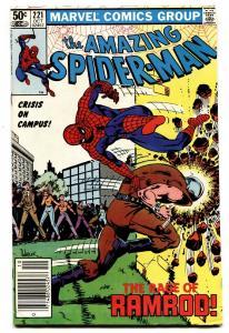 AMAZING SPIDER-MAN #221-comic book-1981-MARVEL