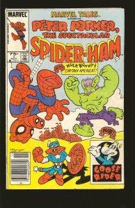 Marvel Comics Peter Porker The Spectacular Spider-Ham Vol 1 No 1 November 1983
