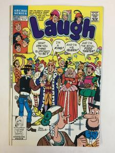 LAUGH (1987)25 VF-NM Dec 1990 COMICS BOOK