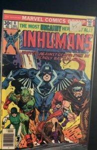 The Inhumans #8 (1976)