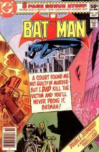 Batman (1940 series) #328, VF- (Stock photo)