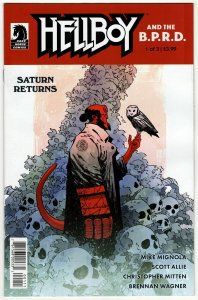 Hellboy And The BPRD Saturn Returns #1 (Dark Horse, 2019) NM