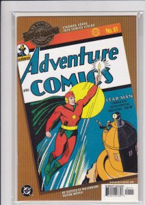 ADVENTURE COMICS #61, VF/NM, Millennium Ed.,Starman, DC 2000  more DC in store