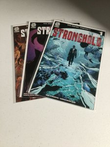 Stronghold 1 2 3 Nm Near Mint Aftershock