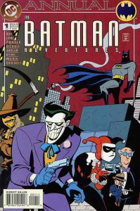 Batman Adventures, The Annual #1 VF; DC   save on shipping - details inside