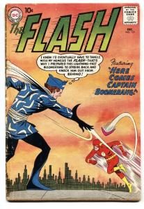 Flash #117 1960 DC Comics 1st Appearance Captain Boomerang.