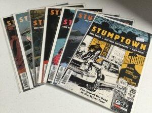Stumptown 1 2 3 4 5 9 10 Nm Near Mint Oni Press Comics