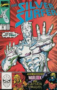 Silver Surfer, The (Vol. 3) #36 VF/NM; Marvel | save on shipping - details insid