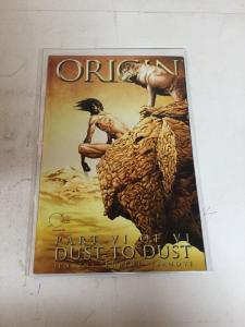 Origin Issue 6 Of 6 Nm Near Mint 9.4 Wolverine