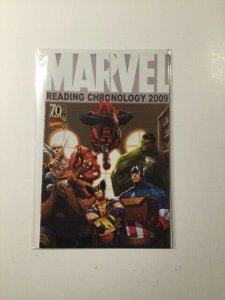 Marvel Reading Chronology #1 (2009) HPA