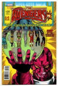 Champions #13 Lenticular 3D Variant Avengers Ann #17 Homage (Marvel, 2017) NM