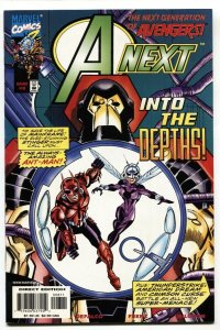 A-NEXT #8 comic book 1999 Stinger - Ant-Man Marvel NM-