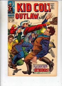 Kid Colt Outlaw #136 (Sep-67) FN/VF Mid-High-Grade Kid Colt