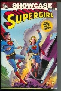 Showcase Presents Supergirl-Otto Binder-Vol.1-2007-Paperback-VG/FN