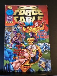X-Force / Cable '96 #1 (1996)