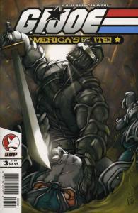 G.I. Joe Comic Book (Vol. 2) #3 VF/NM; Devil's Due | save on shipping - details