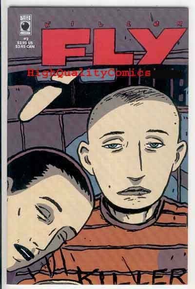 KILLER FLY #2, NM, Slave Labor, 1995, Chris Butler, Hogg, more indies in store