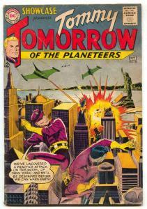 Showcase Comics #46 1963- TOMMY TOMORROW- DC G