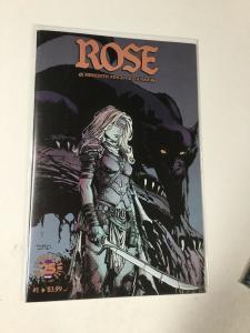 Rose 1 2 Nm Near Mint Image Comics Meredith Finch