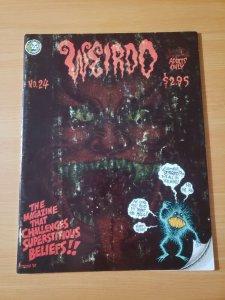 Weirdo #24 ~ FINE - VERY FINE VF ~ 1988 Last Gasp Underground R Crumb
