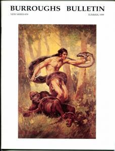 Burroughs Bulletin New Series #39 1999-ERB-Tarzan-J. Allen St. John-VF