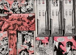 Batman Gotham Knights # 32,33,34,35,36  Batman Black & White Ongoing 2nd Feature