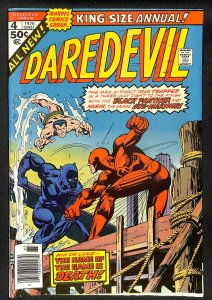 Daredevil Annual #4 (1976)