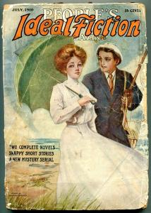 People's Ideal Fiction Pulp July 1910- Early pulp G