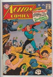 Action Comics #357 (Dec-67) FN/VF Mid-High-Grade Superman