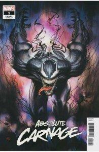 Absolute Carnage #1 Marvel Comics 2019.  Granov Codex Variant