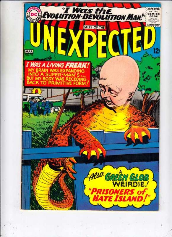 Tales of the Unexpected #93 (Mar-66) VF/NM+ High-Grade