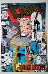 Cable #1 (1993) Marvel Comic Book J757
