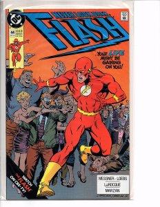 DC Comics Flash #44 Flash [Wally West];