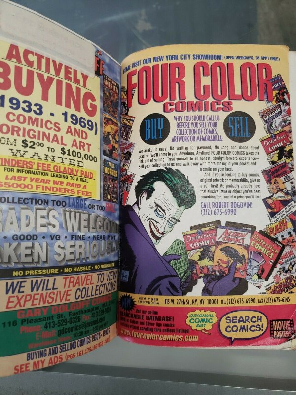 Overstreet Comic book Price Guide 31st Edition